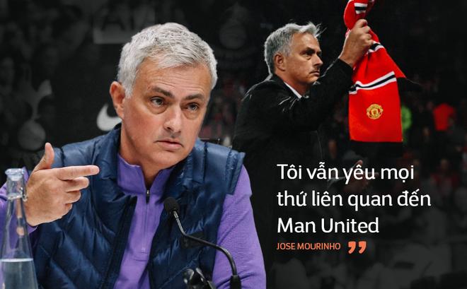 Mourinho trở lại Premier League: Thẳm sâu trong bộ vó