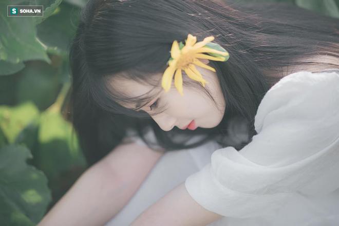 Chân dung nữ sinh trường Y xuất hiện trong bộ ảnh cỏ lau khiến dân mạng xôn xao thời gian qua - ảnh 7