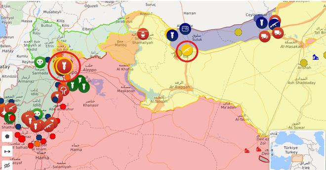 CẬP NHẬT: Toàn bộ QĐ Nga ở Syria báo động chiến đấu khẩn cấp, đặc biệt là phòng không - Có kẻ to gan vừa khiêu khích? - Ảnh 22.