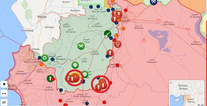 CẬP NHẬT: Toàn bộ QĐ Nga ở Syria báo động chiến đấu khẩn cấp, đặc biệt là phòng không - Có kẻ to gan vừa khiêu khích? - Ảnh 1.