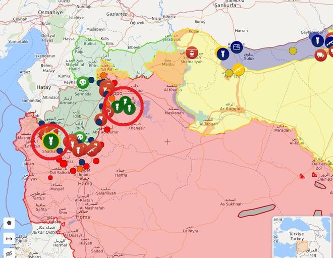 CẬP NHẬT: Toàn bộ QĐ Nga ở Syria báo động chiến đấu khẩn cấp, đặc biệt là phòng không - Có kẻ to gan vừa khiêu khích? - Ảnh 16.