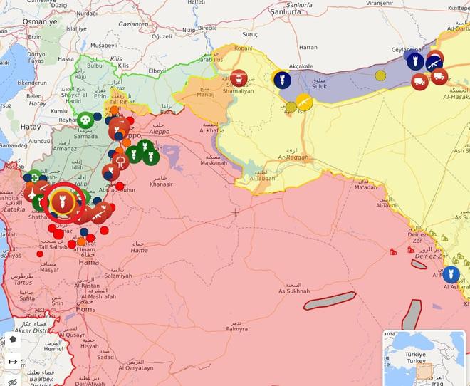 CẬP NHẬT: Toàn bộ QĐ Nga ở Syria báo động chiến đấu khẩn cấp, đặc biệt là phòng không - Có kẻ to gan vừa khiêu khích? - Ảnh 11.