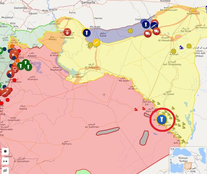 CẬP NHẬT: Toàn bộ QĐ Nga ở Syria báo động chiến đấu khẩn cấp, đặc biệt là phòng không - Có kẻ to gan vừa khiêu khích? - Ảnh 10.