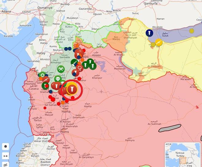 CẬP NHẬT: Toàn bộ QĐ Nga ở Syria báo động chiến đấu khẩn cấp, đặc biệt là phòng không - Có kẻ to gan vừa khiêu khích? - Ảnh 5.