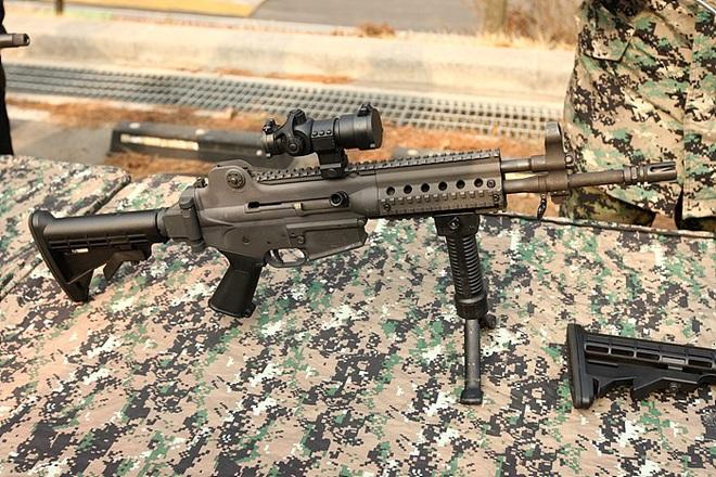 Khám phá vũ khí mệnh danh SCAR Hàn Quốc: Nguyên mẫu từng bị quân đội Mỹ bỏ quên? - Ảnh 10.