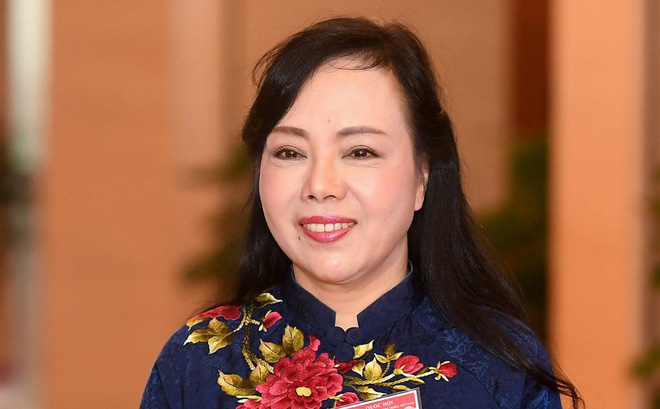 Hôm nay, Quốc hội tiến hành miễn nhiệm Bộ trưởng Y tế Nguyễn Thị Kim Tiến