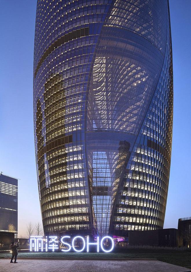 Mục sở thị tòa nhà có giếng trời cao nhất thế giới - Ảnh 7.