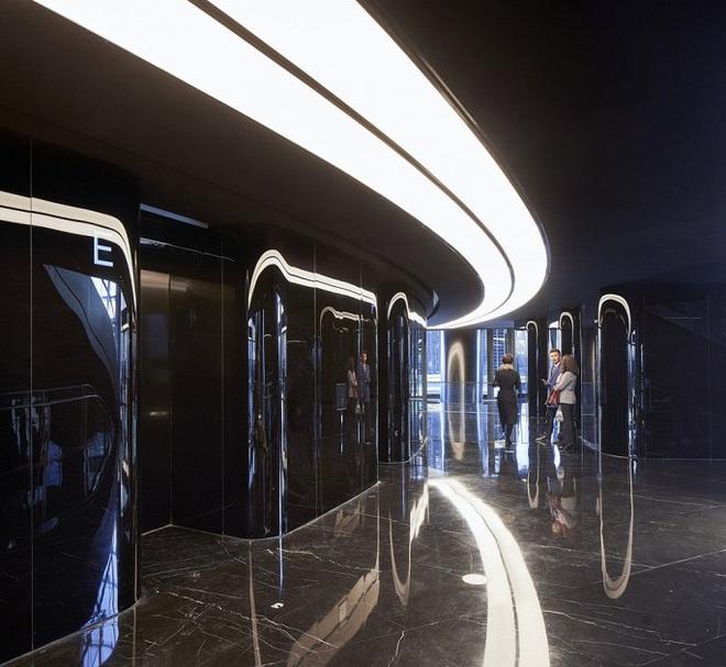 Mục sở thị tòa nhà có giếng trời cao nhất thế giới - Ảnh 10.