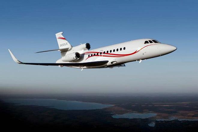 Soi hai mẫu máy bay riêng giá hàng chục triệu USD đại gia Việt vừa tậu  - Ảnh 1.