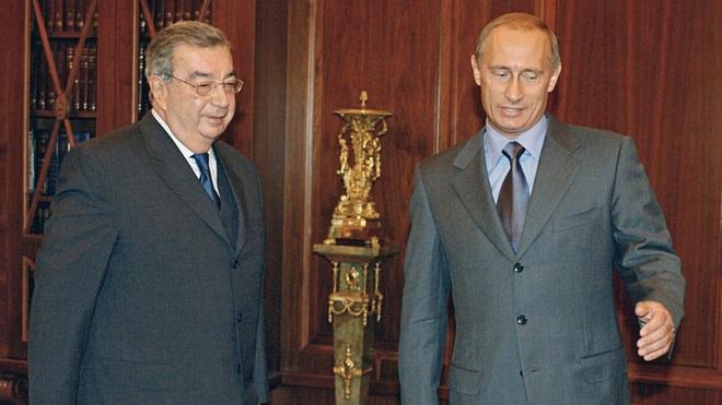 """Putin từng suýt bị """"sa thải"""" năm 1998 trước khi trở thành Tổng thống - Ảnh 2."""
