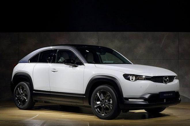 Chốt giá bán xe điện đầu tiên trong lịch sử hãng Mazda  - Ảnh 1.