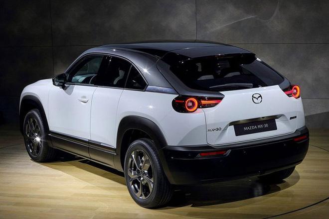 Chốt giá bán xe điện đầu tiên trong lịch sử hãng Mazda  - Ảnh 2.