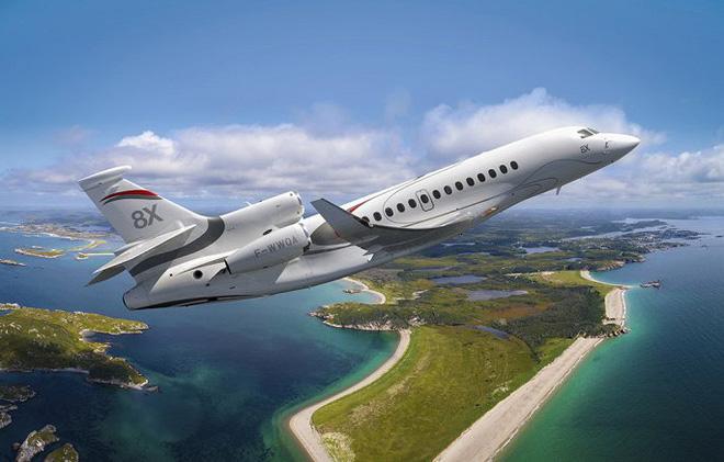 Soi hai mẫu máy bay riêng giá hàng chục triệu USD đại gia Việt vừa tậu  - Ảnh 3.