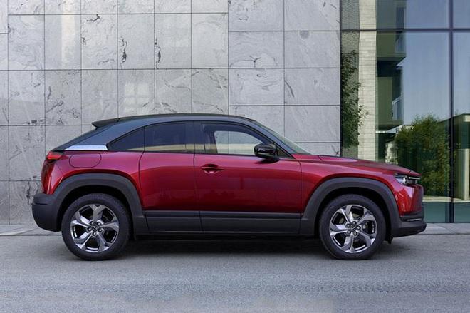 Chốt giá bán xe điện đầu tiên trong lịch sử hãng Mazda  - Ảnh 3.