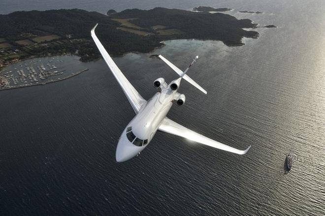 Soi hai mẫu máy bay riêng giá hàng chục triệu USD đại gia Việt vừa tậu  - Ảnh 8.