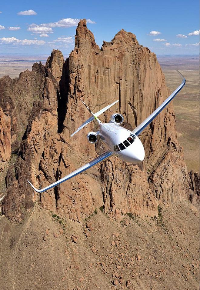 Soi hai mẫu máy bay riêng giá hàng chục triệu USD đại gia Việt vừa tậu  - Ảnh 9.