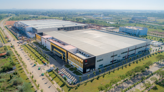 Cận cảnh nhà máy mang tham vọng sản xuất điện thoại cho người Mỹ của VinSmart - Ảnh 1.