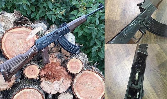 Khám phá biến thể AK độc nhất vô nhị ở Syria: Kho báu mà khủng bố cũng không biết? - Ảnh 8.