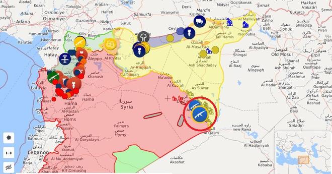 CẬP NHẬT: Nga ùn ùn chở vũ khí hạng nặng tới Syria - Chiến đấu cơ Mỹ đánh chìm 7 tàu ở Deir Ezzor - Ảnh 14.
