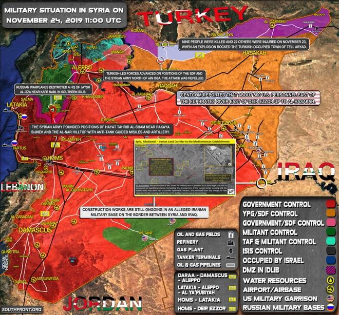 CẬP NHẬT: Nga ùn ùn chở vũ khí hạng nặng tới Syria - Chiến đấu cơ Mỹ đánh chìm 7 tàu ở Deir Ezzor - Ảnh 3.