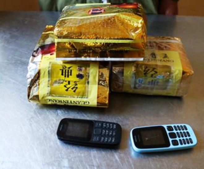Chở 3 kg ma túy đá đi bán dọc quốc lộ và bị bắt - Ảnh 1.