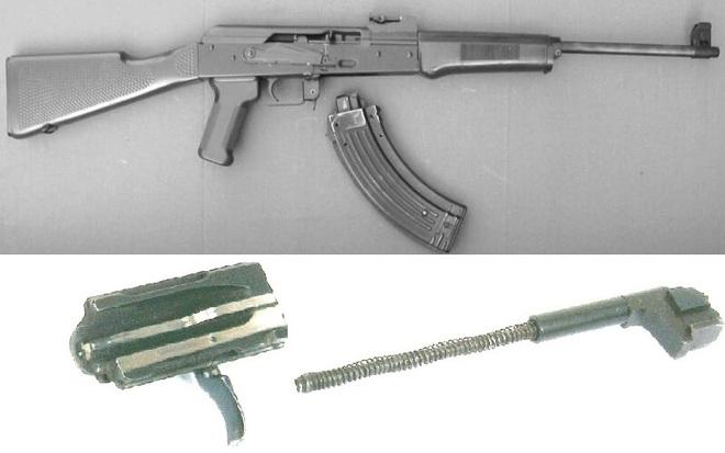 Khám phá biến thể AK độc nhất vô nhị ở Syria: Kho báu mà khủng bố cũng không biết? - Ảnh 4.