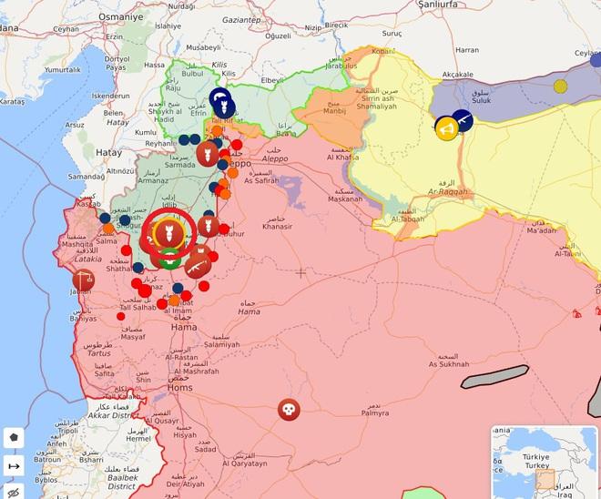 CẬP NHẬT: Siêu vận tải cơ An-124 của KQ Nga cất cánh từ Syria biến mất khỏi màn hình radar - Mỹ-Pháp khẩn cấp ứng phó với Iran - Ảnh 7.