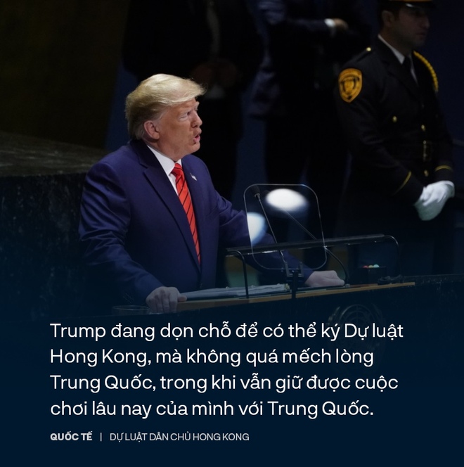 Dự luật Dân chủ Hong Kong và câu hỏi cho quan hệ Mỹ - Trung: Liệu cuộc chơi có thay đổi? - Ảnh 5.