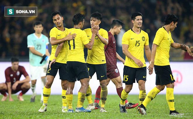 Hai lần sút bóng đập xà ngang, Malaysia nhận kết quả đáng tiếc trước Myanmar