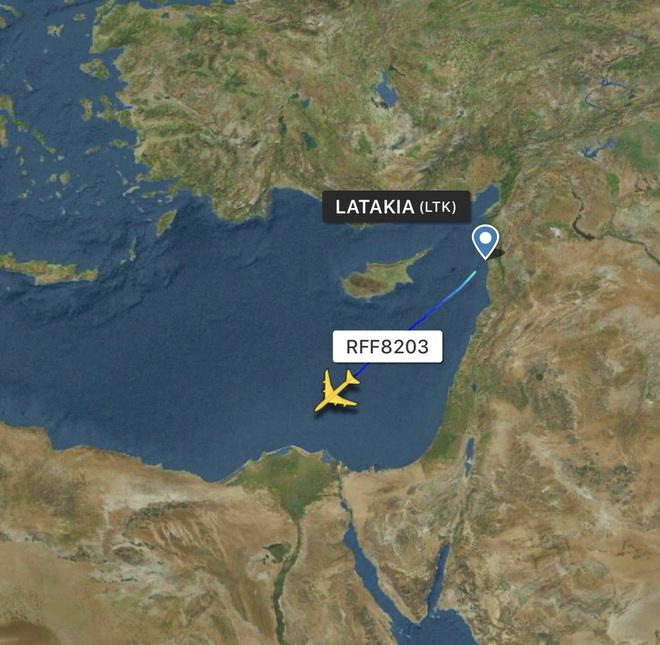 CẬP NHẬT: Siêu vận tải cơ An-124 của KQ Nga cất cánh từ Syria biến mất khỏi màn hình radar - Mỹ-Pháp khẩn cấp ứng phó với Iran - Ảnh 14.