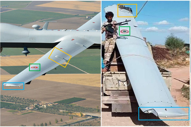 Không phải Pantsir-S1 diệt 2 UAV tối tân của Mỹ-NATO ở Libya: Lộ thủ phạm gây chấn động? - Ảnh 4.