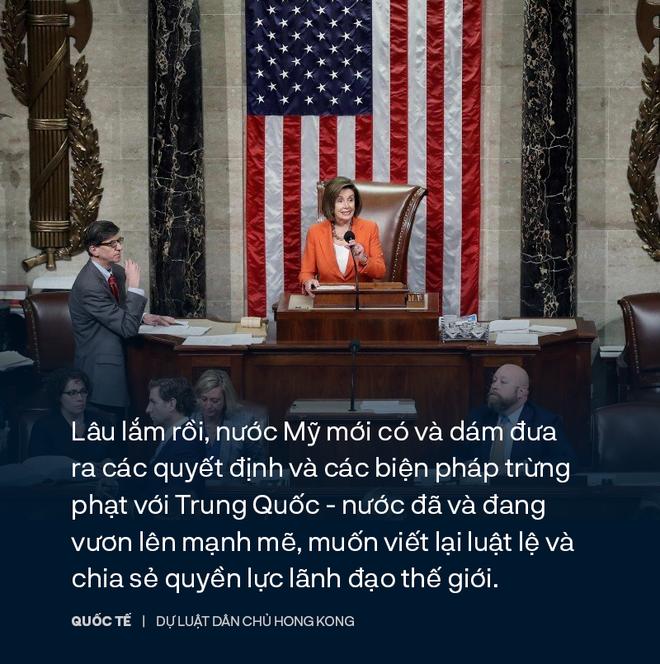Dự luật Dân chủ Hong Kong và câu hỏi cho quan hệ Mỹ - Trung: Liệu cuộc chơi có thay đổi? - Ảnh 6.