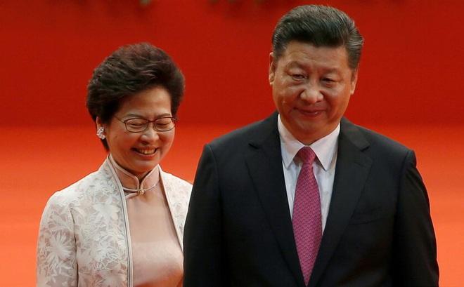 Reuters: Hé lộ đại bản doanh lãnh đạo TQ xử lý khủng hoảng Hồng Kông, hàng ngày báo cáo trực tiếp ông Tập