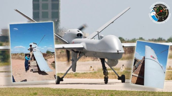 Tháng 11 đen tối nhất với UAV Mỹ: Rụng như sung ở Lybia - Pantsir-S1 là hung thủ? - Ảnh 1.