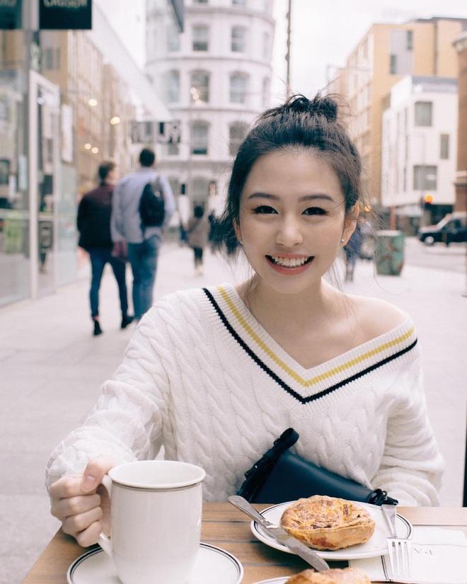 Cận cảnh nhan sắc tuổi 20 của con gái nữ thần phim nóng Khâu Thục Trinh - Ảnh 9.