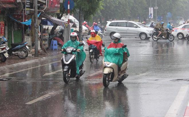 Dự báo thời tiết hôm nay: Không khí lạnh gây mưa vài nơi