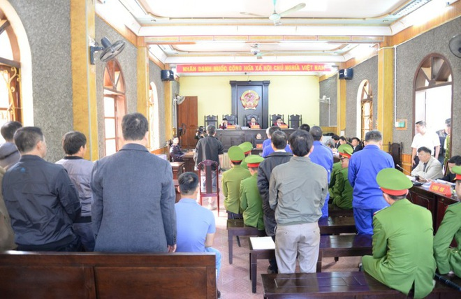 Xử phúc thẩm 3 vụ án tại Sơn La: Tòa tuyên 2 án tử hình - Ảnh 2.