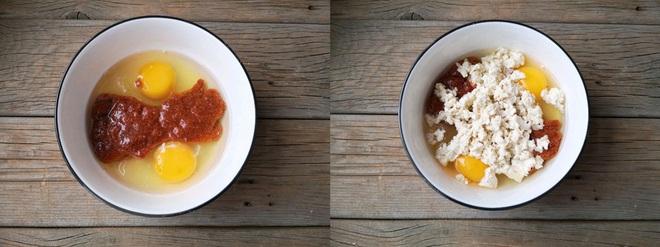 Món ngon mới toanh từ trứng, các mẹ nhất định phải thử ngay - Ảnh 1.