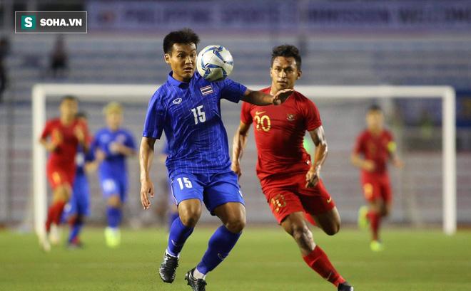 """Thống kê khiến Thái Lan thêm """"muối mặt"""" sau thất bại trước Indonesia"""