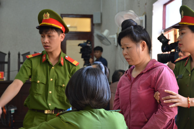 Mẹ nữ sinh giao gà ở Điện Biên bị tuyên 20 năm tù, 2 vợ chồng Vì Thị Thu lĩnh án chung thân - Ảnh 14.