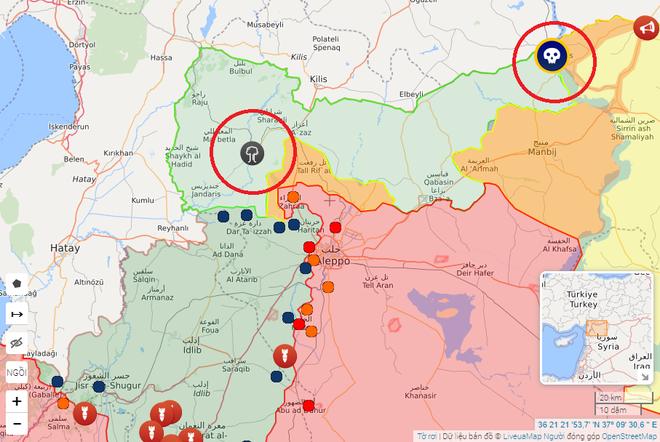 """Xe chở """"vàng đen"""" liên tiếp bị tấn công, QĐ Syria tung đòn hiểm diệt phiến quân khủng bố - Ảnh 1."""