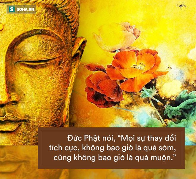 Đức Phật nói có 2 cách để tránh gặp chuyện xui, nhiều người chúng ta vẫn chưa làm được - Ảnh 3.
