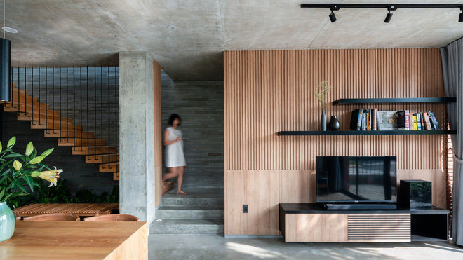 Độc đáo căn nhà được thiết kế để trông giống như sự ngây thơ của đứa trẻ - Ảnh 12.