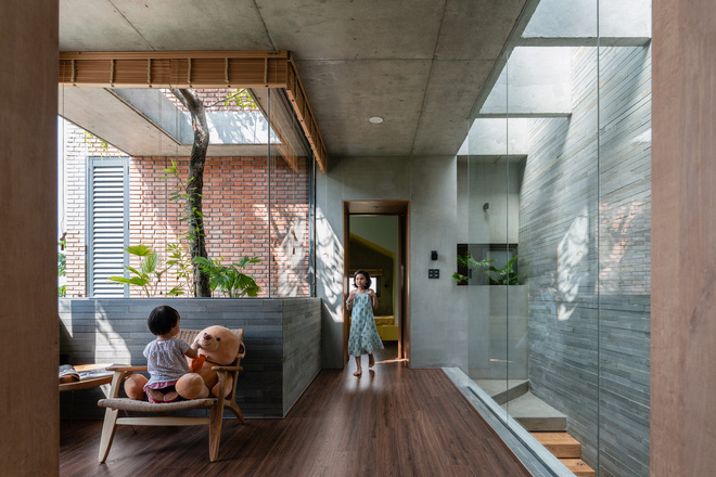 Độc đáo căn nhà được thiết kế để trông giống như sự ngây thơ của đứa trẻ - Ảnh 2.