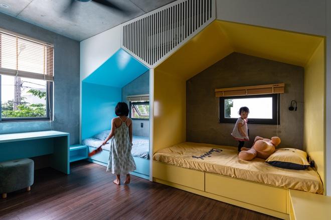 Độc đáo căn nhà được thiết kế để trông giống như sự ngây thơ của đứa trẻ - Ảnh 7.