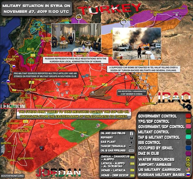 CẬP NHẬT: Thổ Nhĩ Kỳ đã chọc giận NATO, vượt luôn lằn ranh đỏ - Trực thăng Israel rơi, bùng nổ thành quả cầu lửa - Ảnh 8.