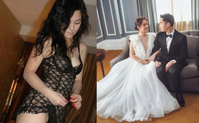 Mỹ nhân Hong Kong bị tung ảnh nóng: Kết hôn vẫn khốn đốn vì chồng mang tiếng lăng nhăng