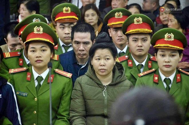 Mẹ nữ sinh giao gà ở Điện Biên bị tuyên 20 năm tù, 2 vợ chồng Vì Thị Thu lĩnh án chung thân - Ảnh 18.