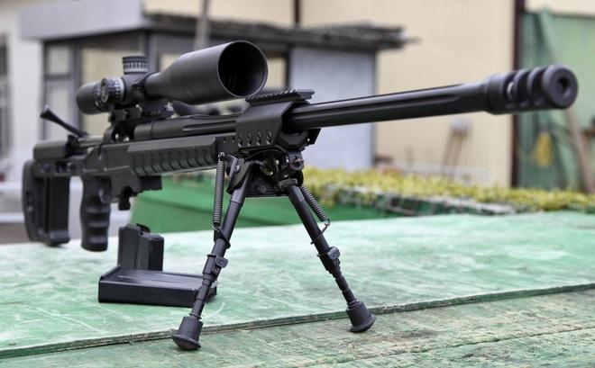 Súng bắn tỉa VN vừa mua: Cận vệ Putin tin dùng, quân đội Mỹ khen hết lời - Ảnh 1.