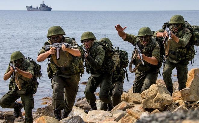"""Hải quân đánh bộ Nga """"bách chiến bách thắng"""" nhưng vì sao nhiều lần suýt bị giải tán?"""